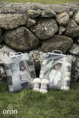 Aran Woollen Mills Knitting Pack