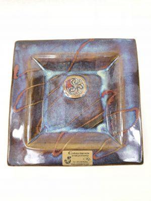 Colm De Ris Small Square Plate