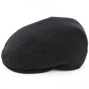Black Mucros Trinity Cap