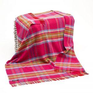 Cashmere Irish Wool Blanket