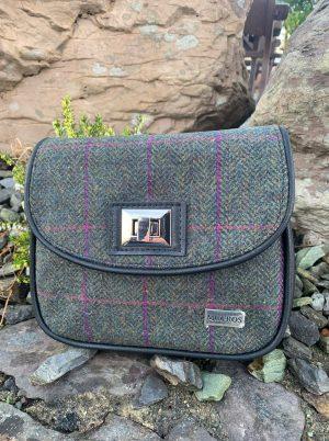 Mucros Green Sarah Bag
