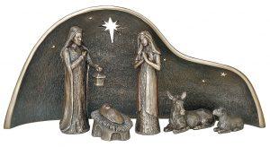 Genesis Bronze Crib O Holy Night