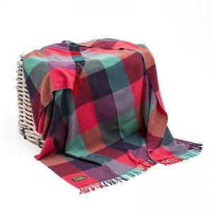 John Hanly Lambswool Blanket 619