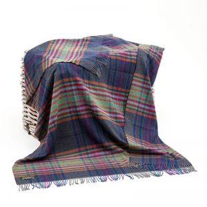 John Hanly Irish Blanket Throw