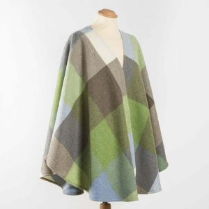 John Hanly Lambswool Sue Cape 614