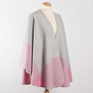 John Hanly Pink Sue Cape