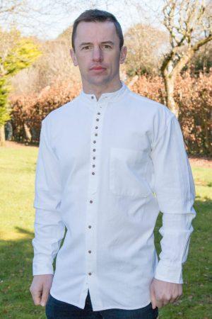 Civilian Traditional Irish Grandfather Shirt