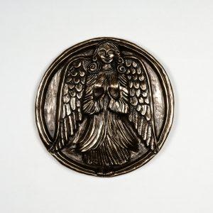 Wild Goose Bronze Guardian Angel