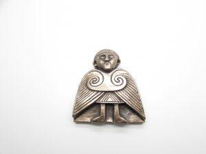 Wild Goose Bronze Celtic Angel