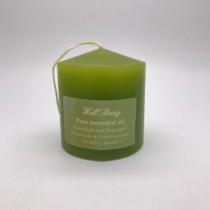 Valentia Candle Well Being