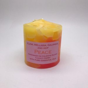 Valentia Irish Candle Peace
