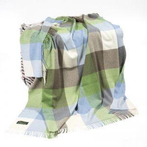 Lambswool Irish Blanket John Hanly 614