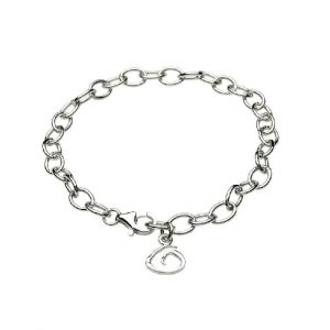 Shanore Sterling Silver Irish Charm Bracelet