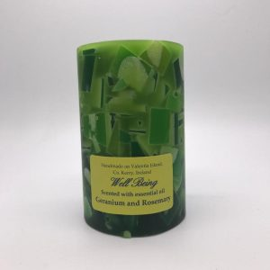 Valentia Candle Large Well Being