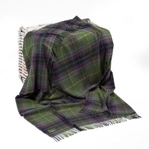 John Hanly Lambswool Blanket 613
