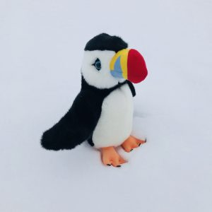 Beautiful Large High Quality Puffin Toy