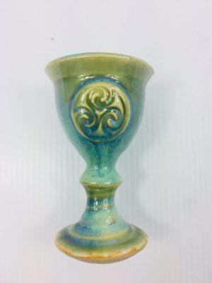 Colm De Ris Green Egg Cup