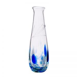 Wild Atlantic Way Irish Glass Bud Vase