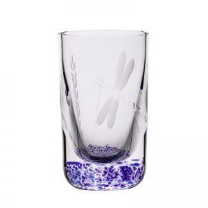 Wild Heather Purple Irish Shot Glass