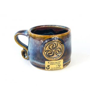 Colm De Ris Spiral Coffee Mug
