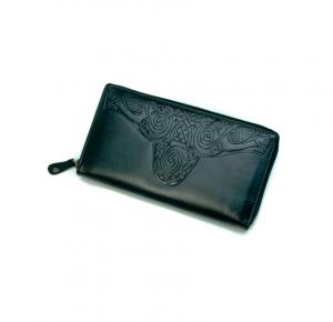 Lee River Roisín Black Ladies Celtic Wallet