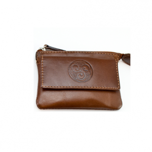 Lee River Brown Aisling Coin Purse