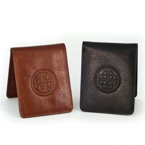 Lee River Celtic Leather Conan Wallet