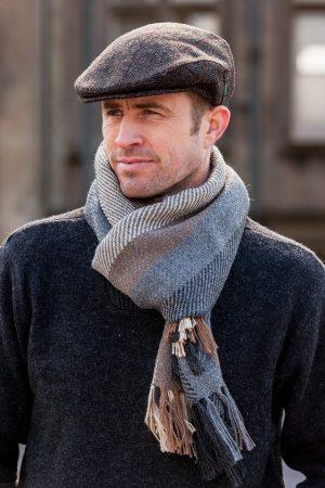 mucros alpaca scarf