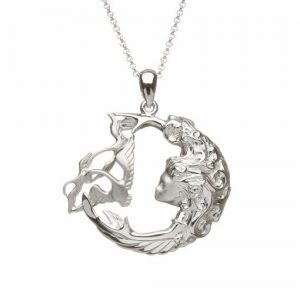 Children Of Lir Open Arms Necklace
