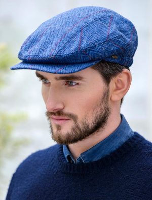 Mucros Blue Kerry Cap