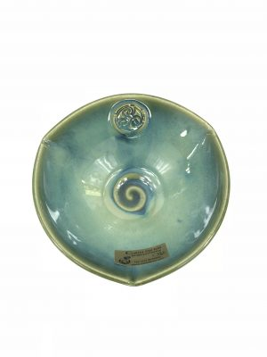 Colm De Ris Green Oriental Bowl