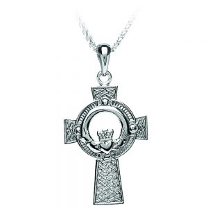 Boru Claddagh Medium Celtic Cross