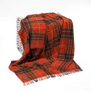 John Hanly Lambswool Blanket 633