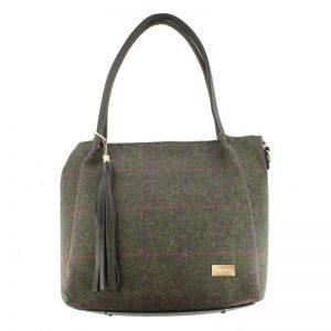 Mucros Green Erin bag