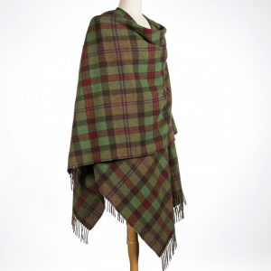 John Hanly Green Check Liz Cape