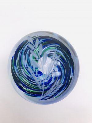 Wild Atlantic Glass Paper Weight