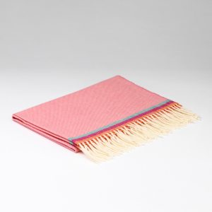 McNutt Flamingo Baby Blanket