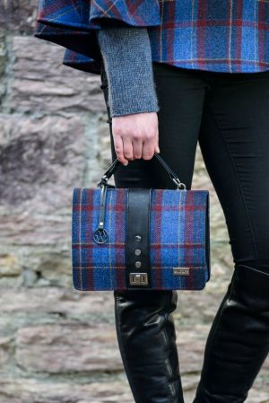 Mucros Fiona Check Bag