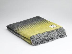 Mcnutt Starry Night Yellow Blanket