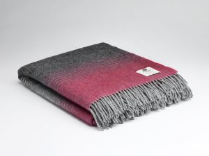 Mcnutt Starry Night Pink Blanket