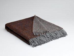 Mcnutt Rosewood Reversible Blanket