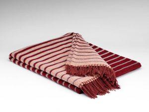 Mcnutt Buenos Aires Stripe Blanket