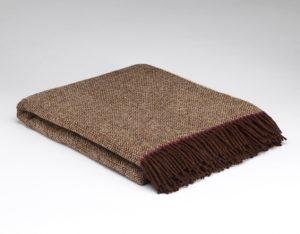 McNutt Max Herringbone Blanket