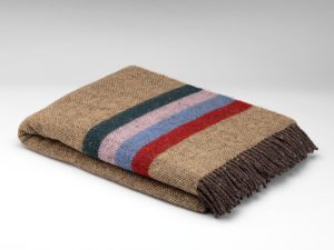 McNutt Hillside Stripe Blanket