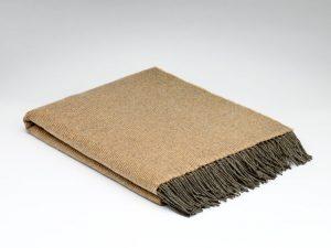 McNutt Cashew Herringbone Blanket