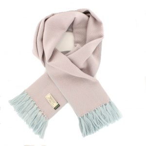 Mucros Pink Dingle Scarf
