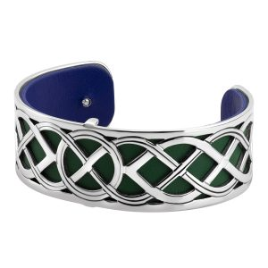 Solvar Celtic Irish Bangle
