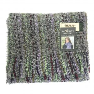 Mucros Color Mix Mohair Scarf