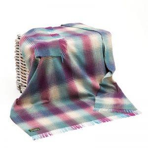 John Hanly Lambswool Blanket 638
