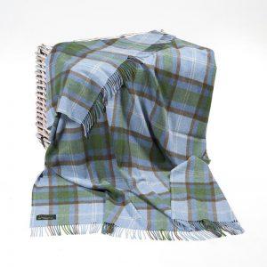 John Hanly Lambswool Blanket 655